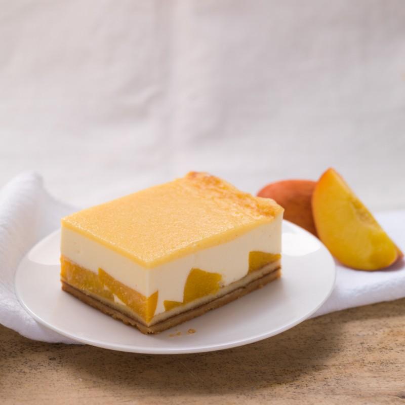 Pfirsich-Quark-Schnitte